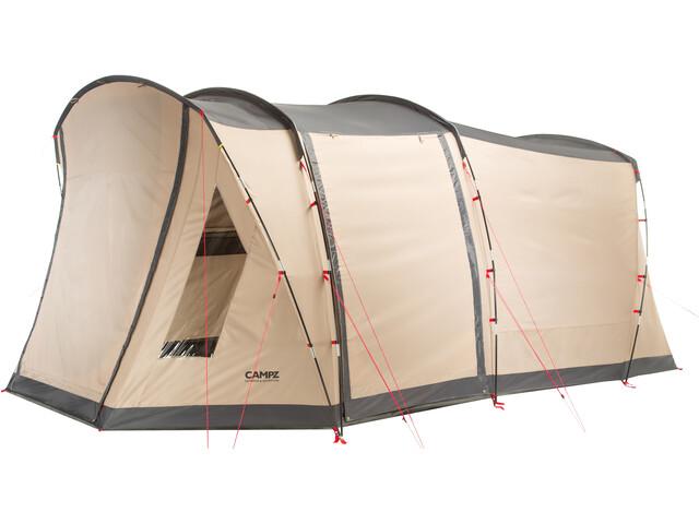 Base Camp Panorama Voortent.Campz Dreamland Xw 4p Tent Beige Grey